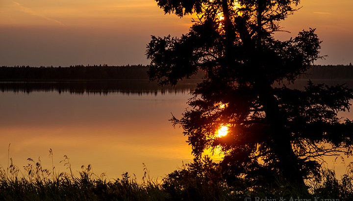 Sunset Lake Audy
