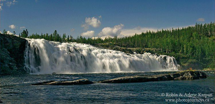 Hunt Falls