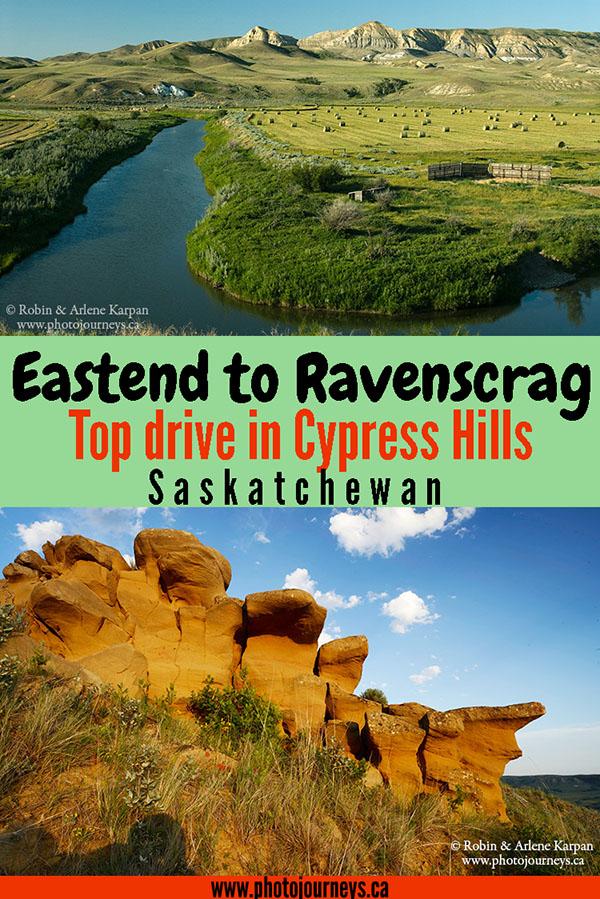 Top Drive in Cypress Hills Saskatchewan from Photojourneys.ca