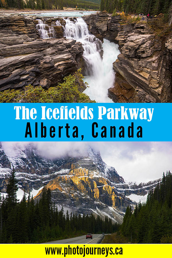Icefields Parkway blog pin on Photojourneys.ca