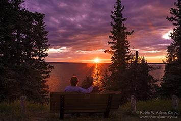 Waskesiu Lake, Saskatchewan