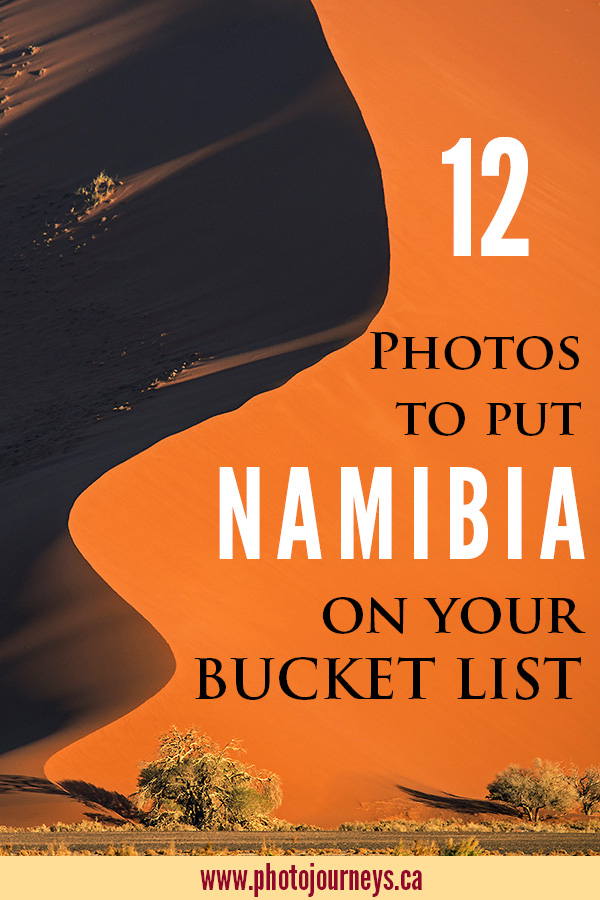 PIN for Namibia photography