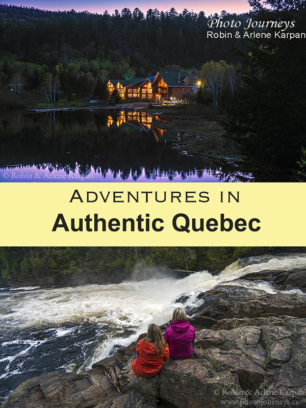 PIN for Adventures in Authentic Quebec