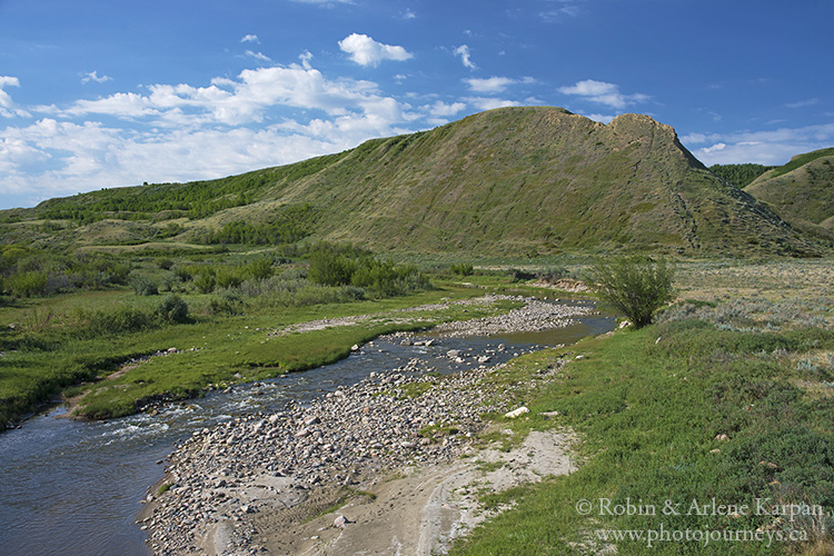 Swift Current Creek, SK