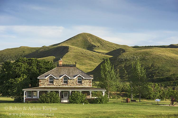 Goodwin House, Saskatchewan Landing Provincial Park, SK