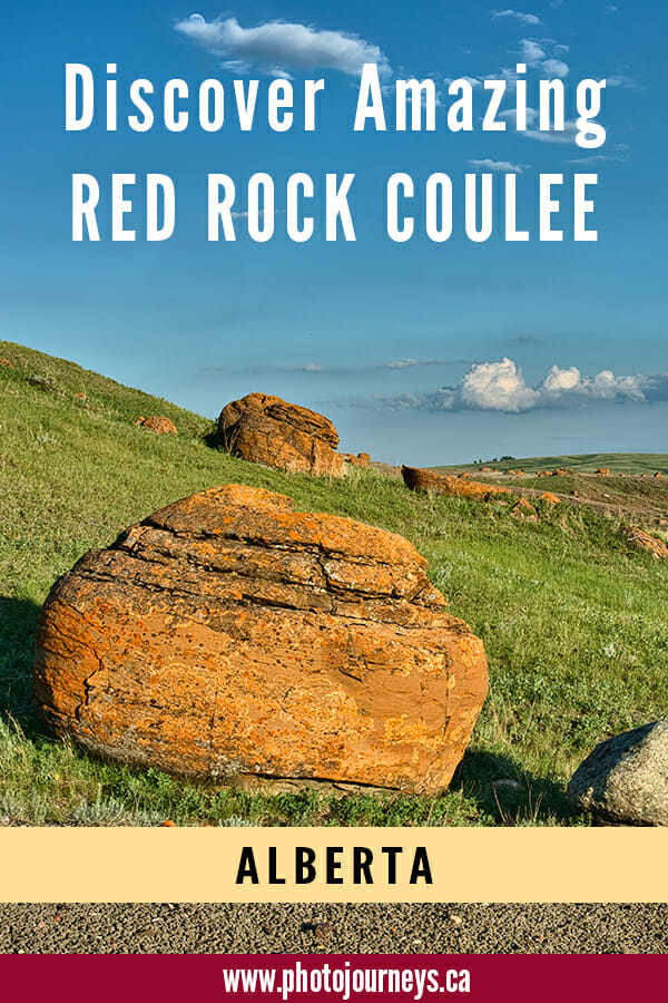 PIN for Red Rock Coulee
