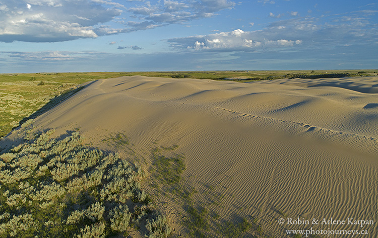 Great Sand Hills, SK