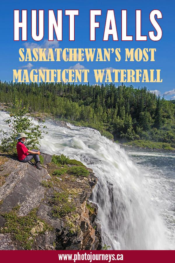PIN for Hunt Falls, Saskatchewan