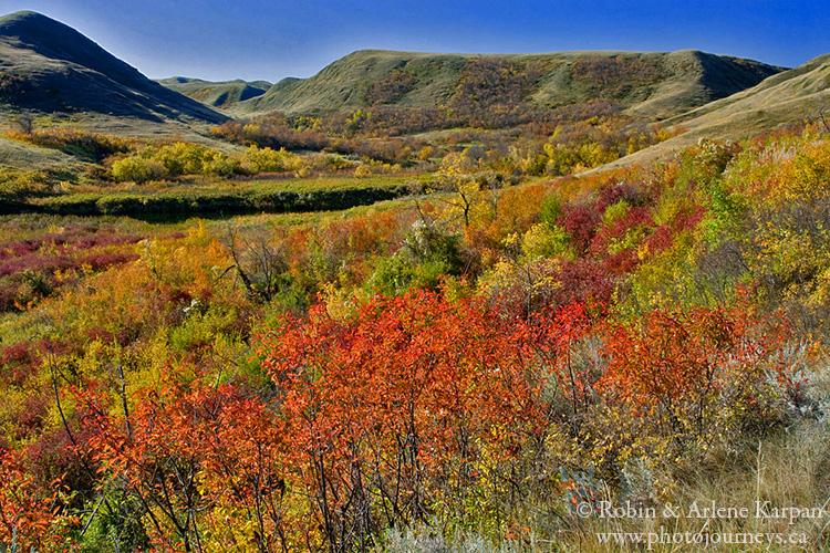 Brunyee Coulee, Saskatchewan Landing Provincial Park, Saskatchewan