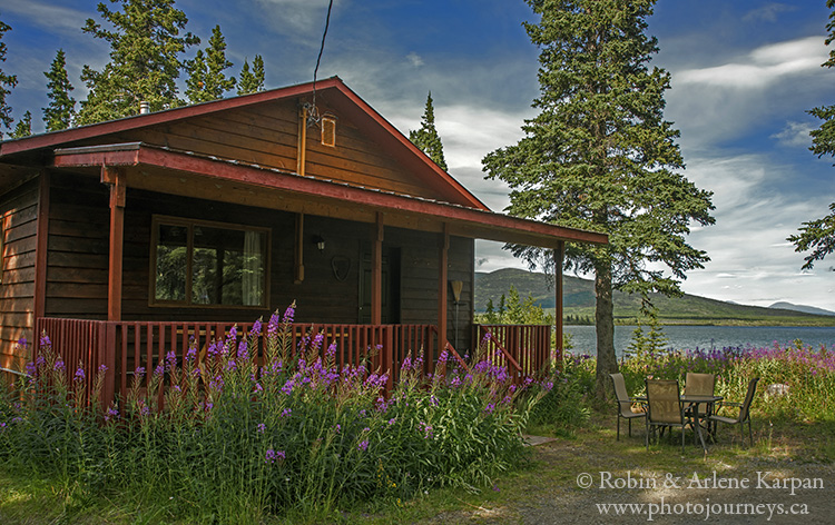 Dalton Trail Lodge, Kluane, Yukon