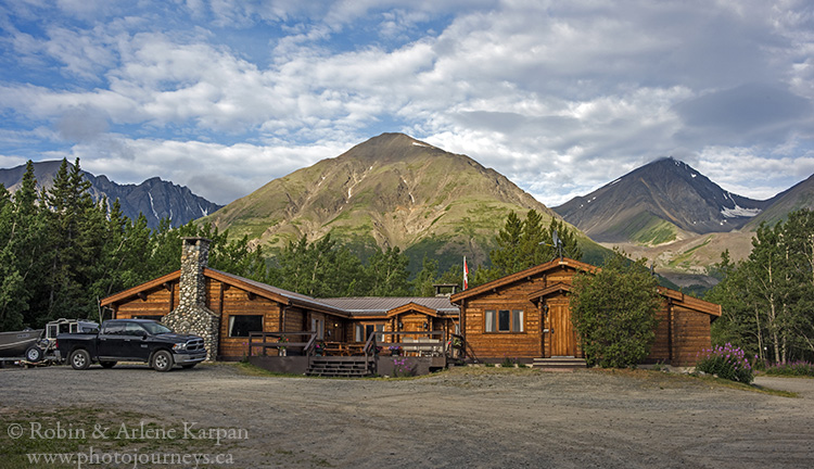 Dalton Trail Lodge, Yukon