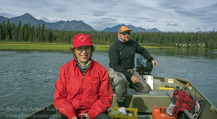 Kathleen River, Kluane, Yukon