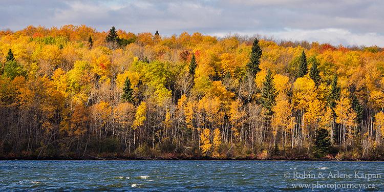 Waskesiu Lake, Prince Albert National Park, Saskatchewan