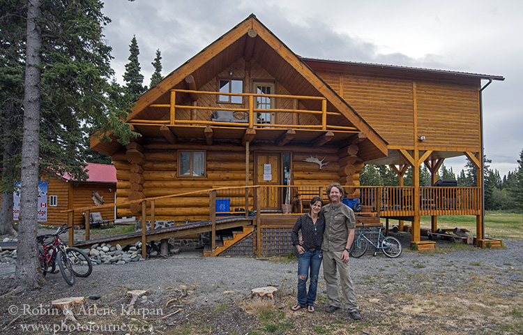 Mount Logan Lodge, Kluane, Yukon