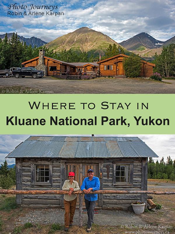 PIN for Kluane National Park