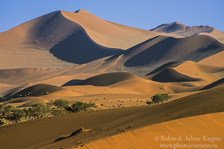 Sossusvlei, Namib-Naukluft National Park, Namibia www.photojourneys.ca