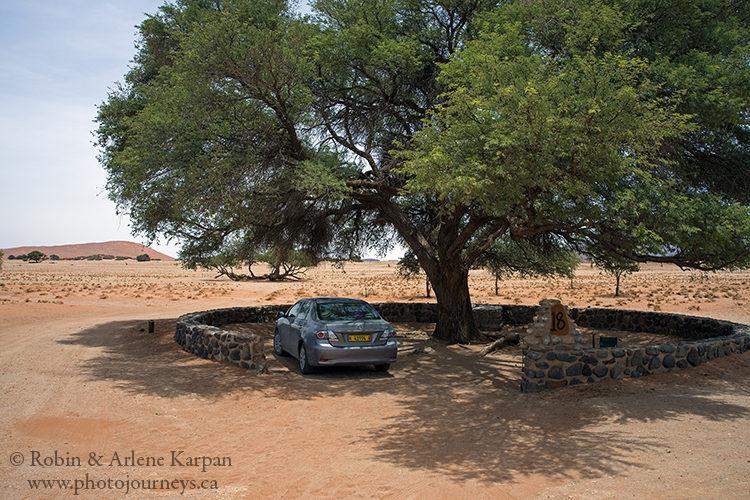 Sesriem campsite, Namib-Naukluft National Park, Namibia www.photojourneys.ca