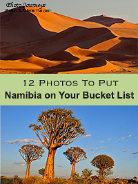PIN for blog posting on www.photojourneys.ca http://photojourneys.ca/2018/01/20/12-photos-to-put-namibia-on-your-bucket-list/