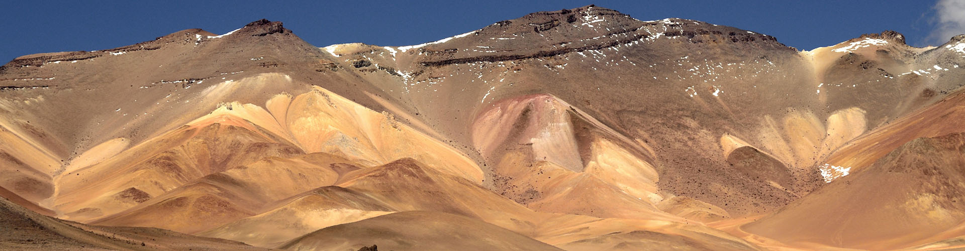 Dali Desert, southern Bolivia