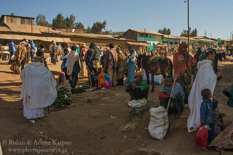 Debark, Ethiopia from photojourneys.ca
