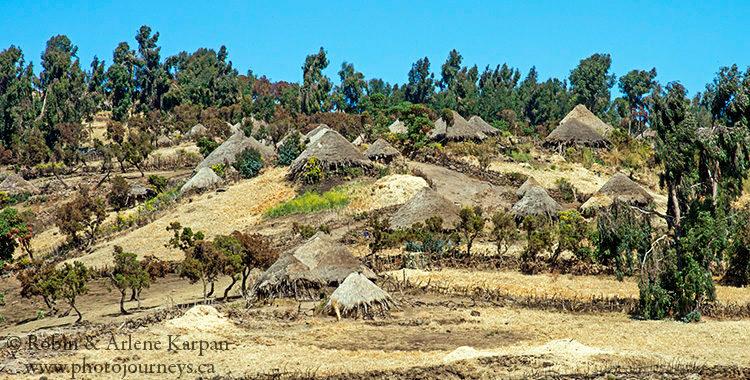 Simien Mountains, Ethiopia from photojourneys.ca