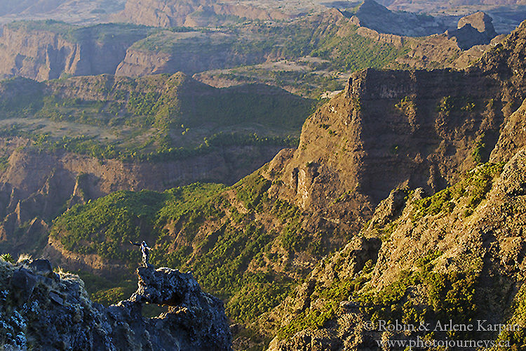 Simien Mountains, Ethiopia, www.photojourneys.ca