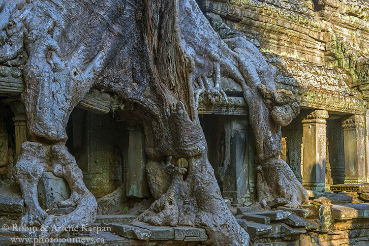 Angkor Wat, Cambodia from www.photojourneys.ca