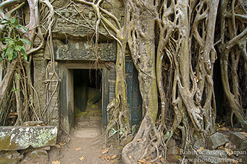 Angkor Wat, Cambodia from www.photojourneys.ca