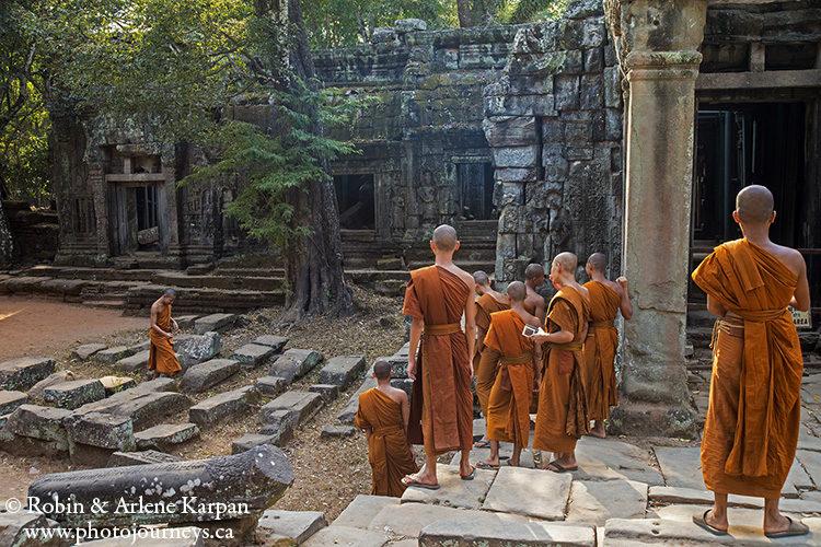 Angkor Wat, Cambodia on www.photojourneys.ca