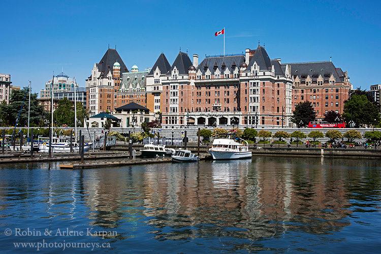 Fairmont Empress Hotel, Victoria, BC