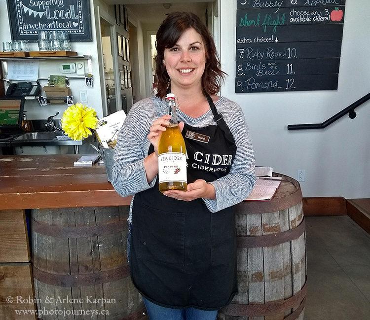 Sea Cider Farm & Ciderhouse, Saanichton, BC