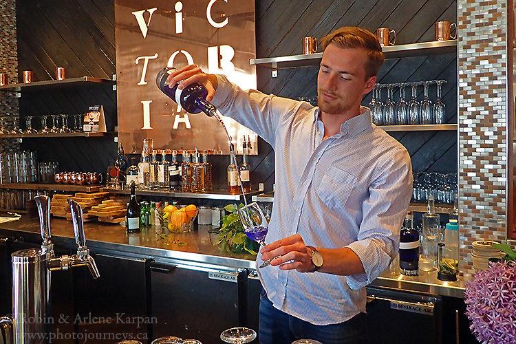 Victoria Distillers, Sidney, BC, Canada