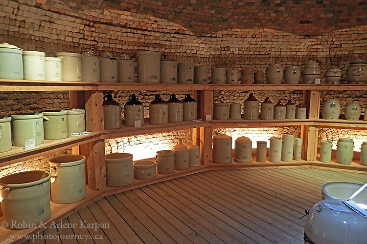 Medalta kilns, Medicine Hat on photojourneys.ca