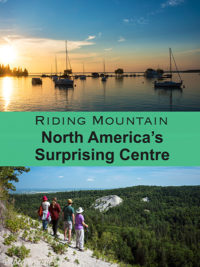 PIN for blog posting Riding Mountain - North America's Surprising Centre on Photojourneys.ca