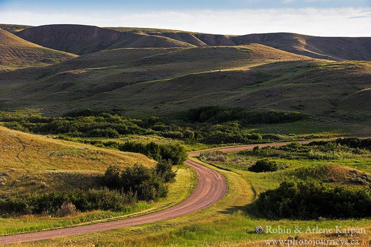 Saskatchewan Landing Provincial Park,
