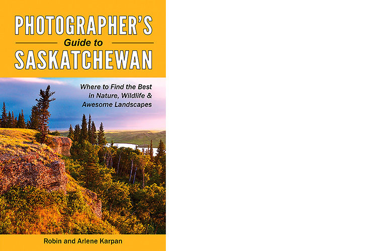 Photographer's Guide to Saskatchewan book