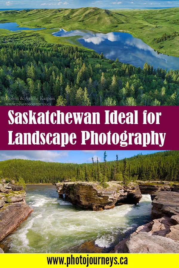 Saskatchewan Ideal for Landscape Photography PIN