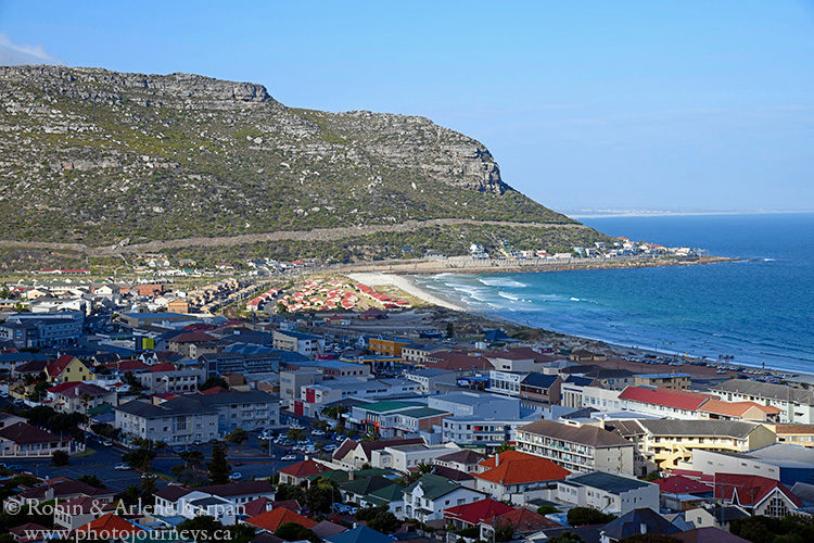 Fishhoek Bay, near Capetown, South Africa, Airbnb