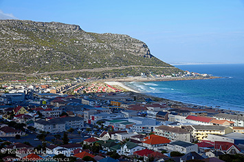 Capetown view from Airbnb