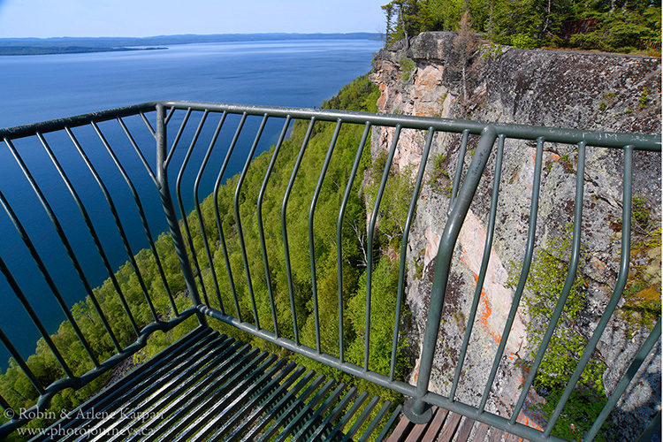 Thunder Bay lookout