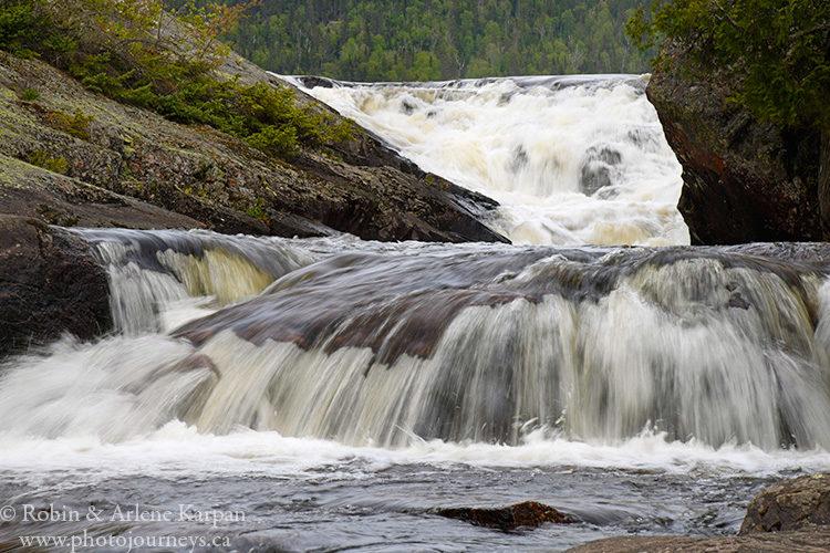 Rainbow Falls Provincial Park, Ontario