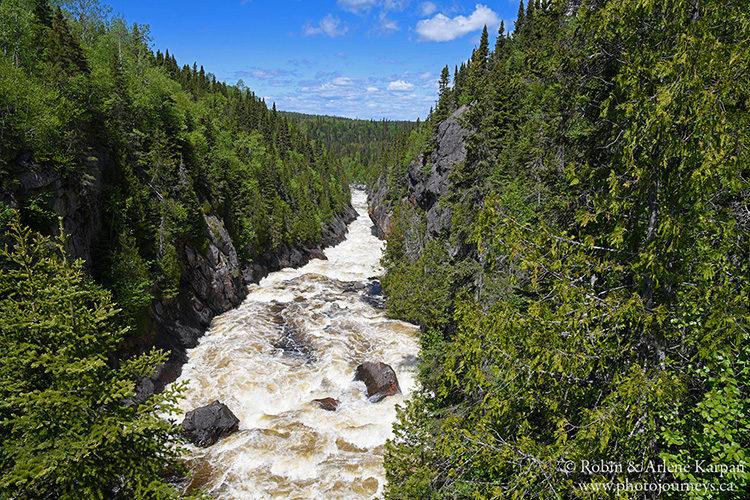 White River, Pukaskwa National Park, Ontario