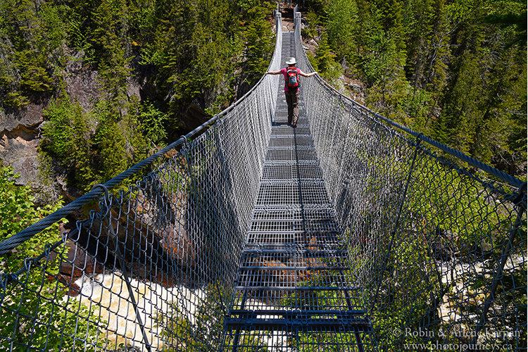White River Bridge, Pukaskwa National Park, Ontario