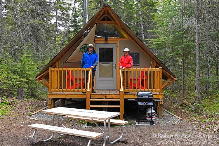 Otentik, Pukaskwa National Park, Ontario
