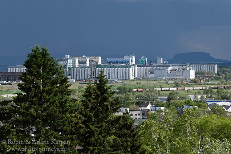 Thunder Bay port