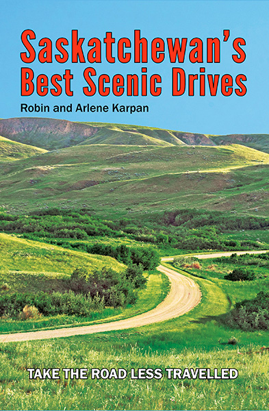 Saskatchewan Scenic Drives cover