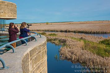 Oak Hammock Marsh near Winnipeg, Manitoba
