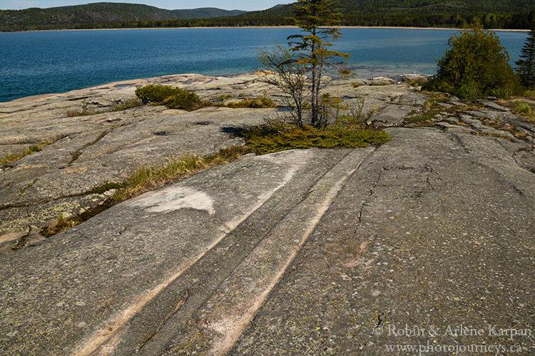Neys Provincial Park, Lake Superior, Ontario