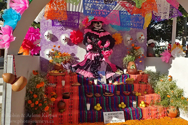 Day of the Dead, Palenque, Mexico