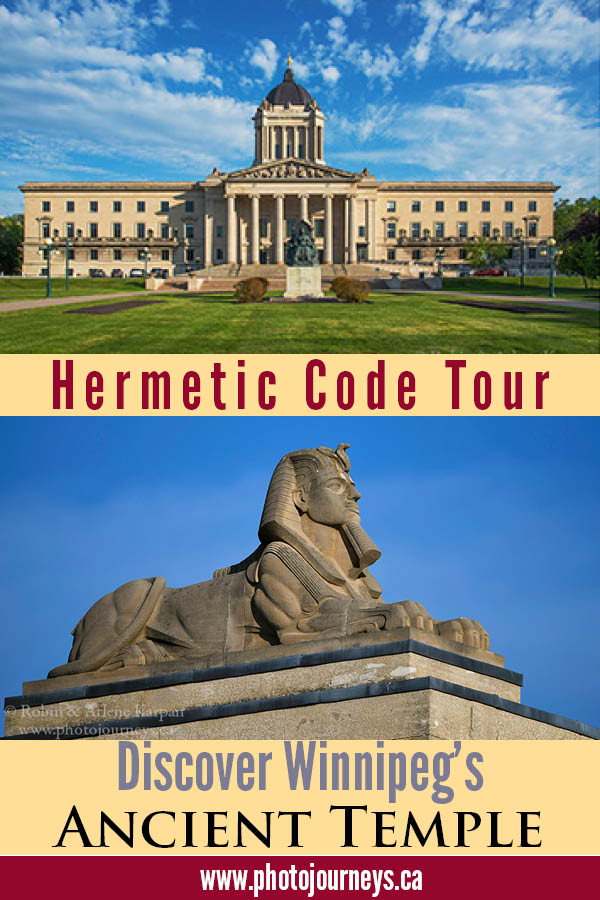 PIN for Hermetic Code Tour